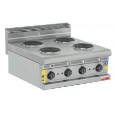 Плита электрическая настольная 4-х конфорочная Viber EO.663
